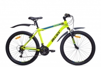 Велосипед горный MTB Аист Aist Quest yellow/blue